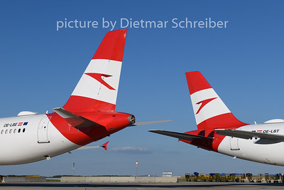 2020-07-05 OE-LBE Airbus A321 Austrian Airlines