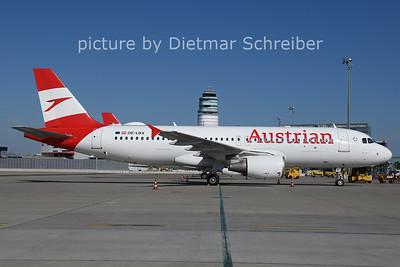 2021-06-10 OE-LBX AIrbus A320 Austrian AIrlines