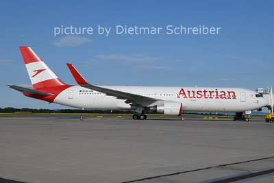 2021-07-27 OE-LAW Boeing 767-300 Austrian Airlines