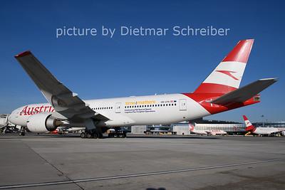 2021-03-07 OE-LPA Boeing 777-200 Austrian Airlines