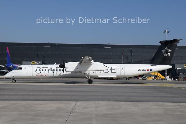 2021-02-26 OE-LGQ Dash8-400 Austrian Airlines