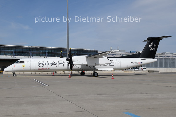 2021-04-05 OE-LGO DAsh8-400 Austrian AIrlines
