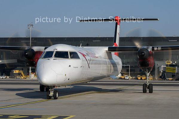 2021-01-08 OE-LGK Dash8-400 Austrian AIrlines