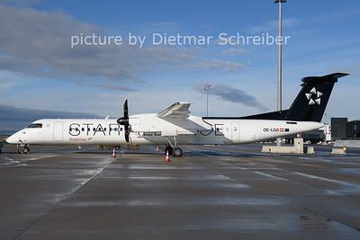 2021-01-24 OE-LGO Dash 8-400  Austrian AIrlines