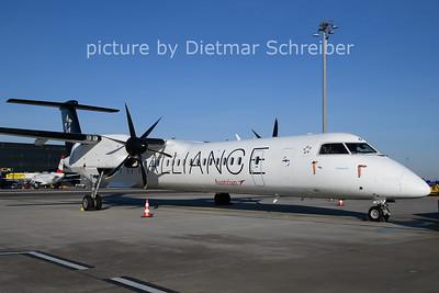 2021-03-07 OE-LGO DAsh8-400 Austrian Airlines