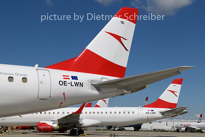 2020-06-24 OE-LWN Embraer 195 Austrian Airlines