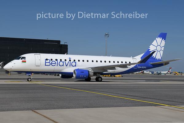 2020-04-28 EW-512PO Embraer 175 Belavia