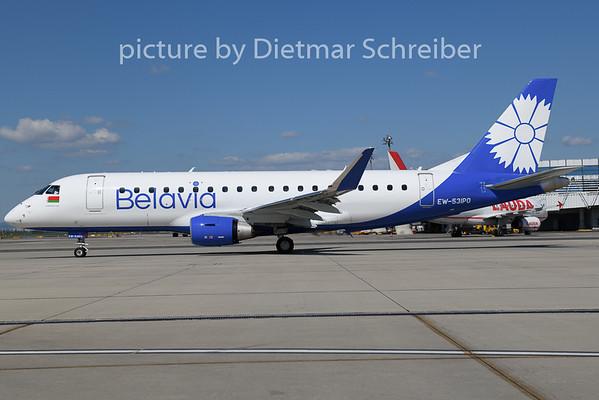 2020-04-26 EW-531PO Embraer 175 Belavia