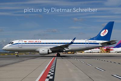 2020-08-23 EW-341PO Embraer 175 Belavia