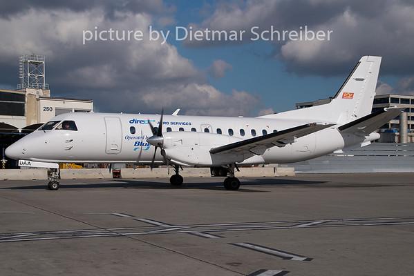 2009-10-19 YR-DAA Saab 340 Direct Aero Service / Blue Air