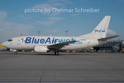 2010-05-19 YR-BAG Boeing 737-500 Blue AIr