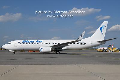 2021-08-20 YR-BMT Boeing 737-800 Blue AIr