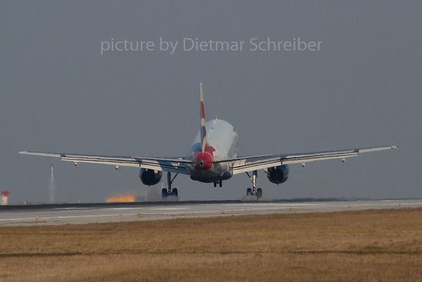 2007-01-31 G-EUPJ Airbus A319 British Airways