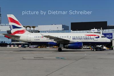 2014-05-01 G-EUPM AIrbus A319 British AIrways