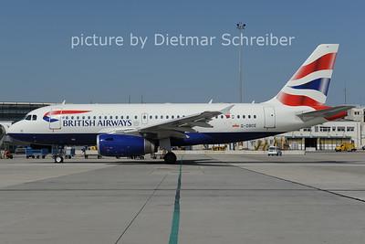 2012-08-06 G-DBCE Airbus A319 British Airways