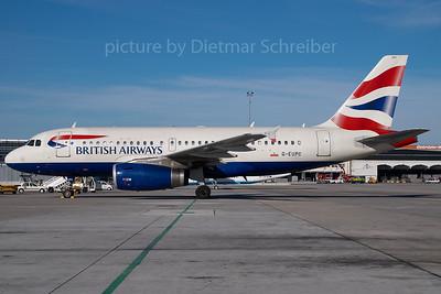 2007-03-11 G-EUPC Airbus A319 British Airways
