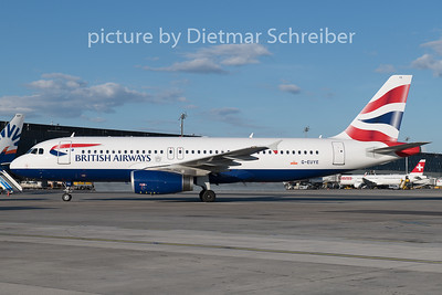 2019-05-10 G-EUYE Airbus A320 British Airways