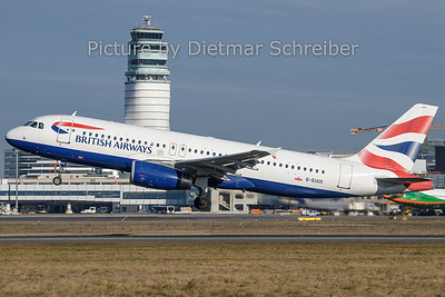 2019-12-30 G.EUUX Airbus A320 British AIrways