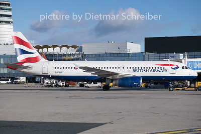 2019-01-02 G-EUUP AIrbus A320 British Airways
