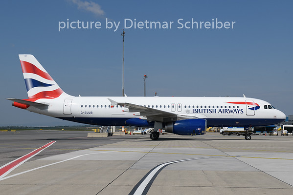 2019-05-01 G-EUUB Airbus A320 British Airways