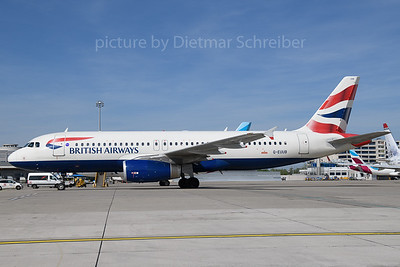 2018-04-27 G-EUUB Airbus A320 British Airways