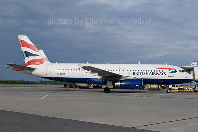2018-05-14 G-EUUO Airbus A320 British Airways