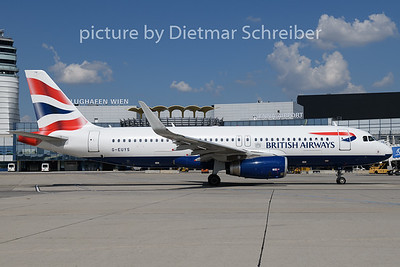 2018-08-03 G-EUYS Airus A320 British AIrways