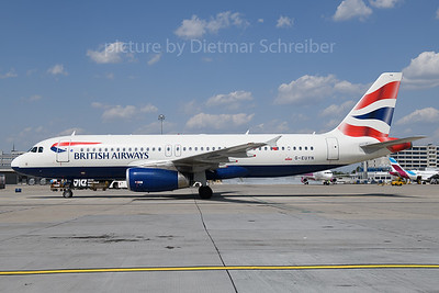 2019-07-26 G-EUYN Airbus A320 British Airways