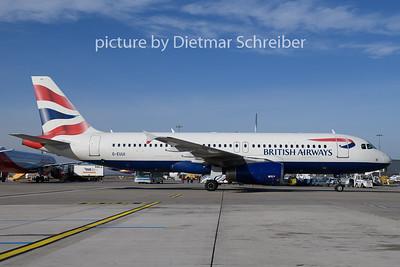 2018-11-02 G-EUUI Airbus A320 British Airways