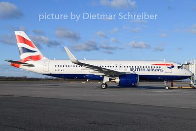 2019-03-05 G-TTNJ Airbus A320neo British Airways