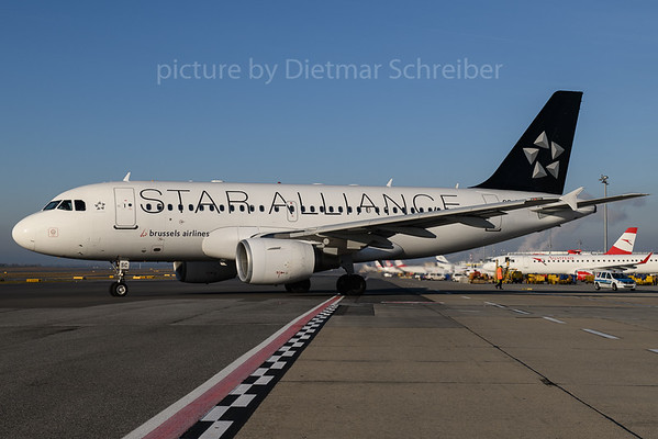 2017-12-25 OO-SSC Airbus A319 Brussels Airlines