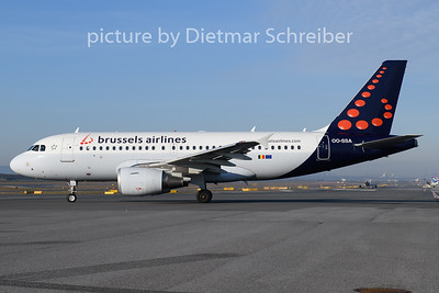 2019-12-30 OO-SSA Airbus A319 Brussels Airlines