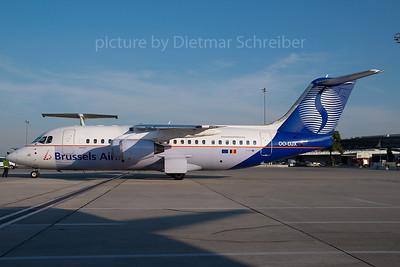2007-06-20 OO-DJX Bae 146 Brussels Airlines