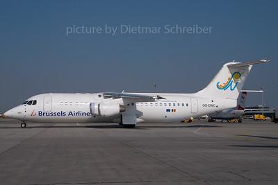 2007-04-20 OO-DWC BAe146 Brussels AIrlines