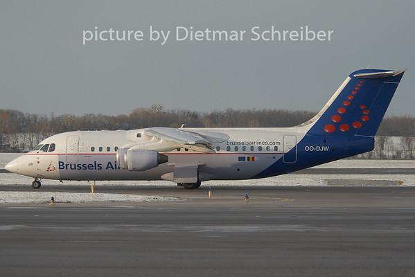 2008-03-26 OO-DJW BAe146 Brussels Airlines