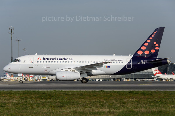 2017-03-29 EI-FWD Sukhoi Superjet Brussels Airlines