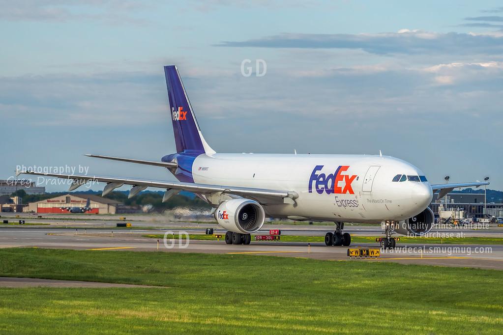 FedEx A300-600F