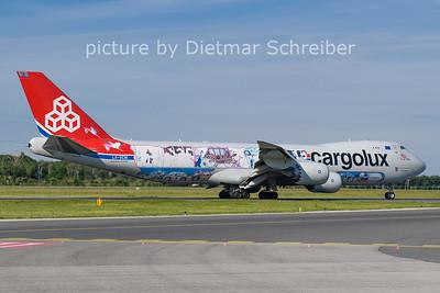 2021-06-11 LX-VCM Boeing 747-8 Cargolux