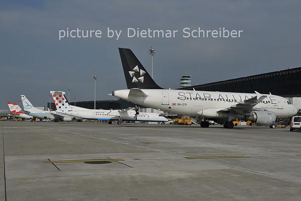2011-09-22 9A-CTI Airbus A319 Croatia AIrlines