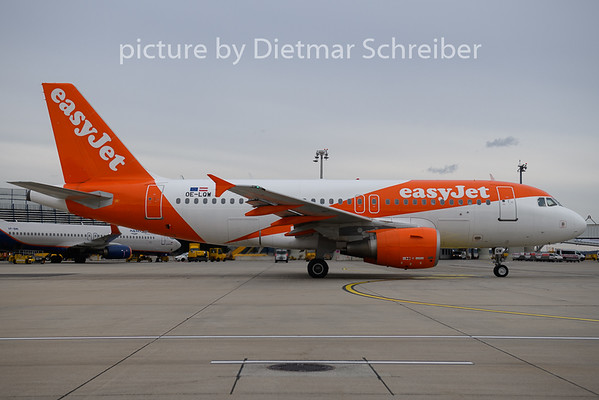 2020-02-04 OE-LQW Airbus A319 Easyjet Eurrope