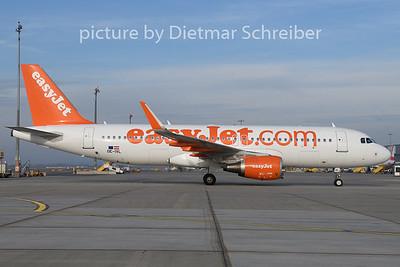 2020-02-17 OE-IVL Airbus A320 Easyjet Europe