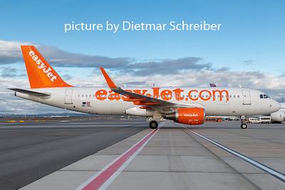 2020-02-14 OE-IJI Airbus A320 Easyjet Europe