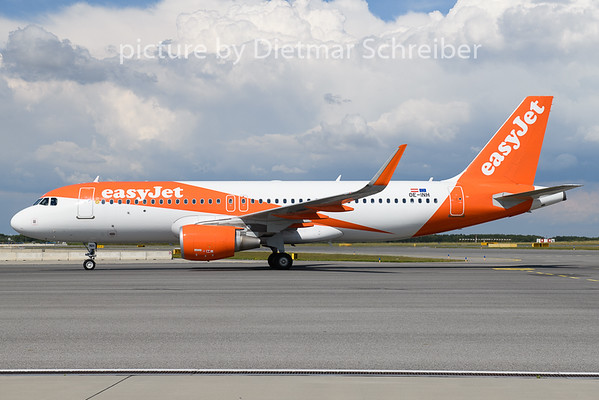 2020-08-19 OE-INH Airbus A320 Easyjet