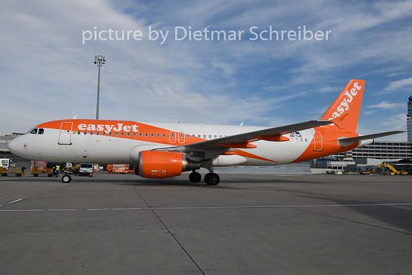 2020-02-17 OE-IJE Airbus A320 Easyjet Europe