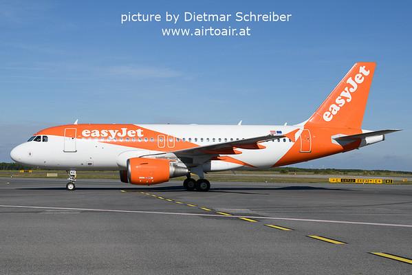 2021-10-15 OE-LKC AIrbus A319 Easyjet Europe