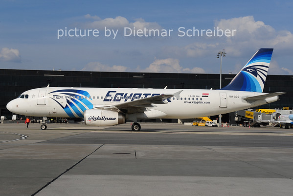 2014-03-27 SU-GCC Airbus A320 Egypt AIr
