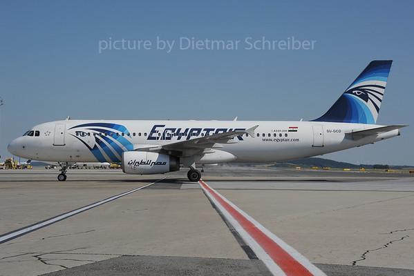 2013-08-16 SU-GCD Airbus A320 Egypt Air