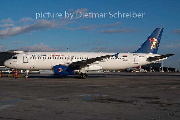 2008-01-18 SU-GBC Airbus A320 Egypt Air