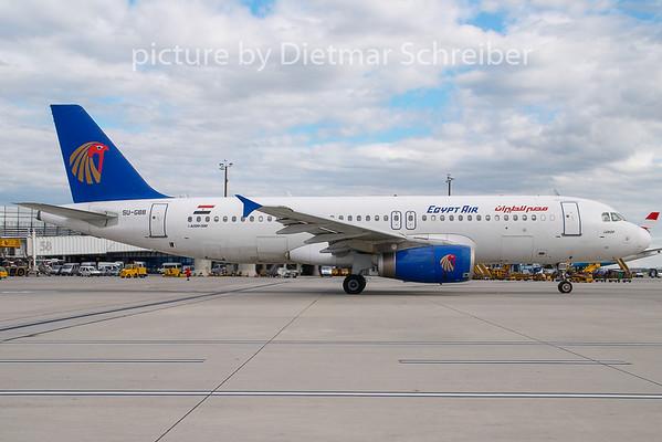 2007-09-09 SU-GBB Airbus A320 Egyptair
