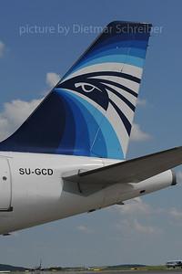 2013-07-04 SU-GCD Airbus A320 Egyptair